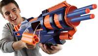 Nerf NERF ELITE TRILOGY DS-15 Blaster Soft Dart Gun