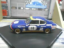 FORD Capri 2600 RS Racing Paul Ricard 1972 #10 Muir Miles Trofeu 1:43