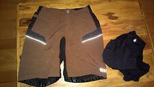 Gore Bike Wear Countdown II LADY Shorts Damen XS 34 SET MIT INNENHOSE