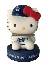 Dodger's Hello Kitty Bobblehead: Sanrio 50th Anniversary Stadium Edition 2012