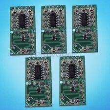 5pcs rcwl - 0516 Microwave radar sensor switch modulo Body Induction detect 4-28v