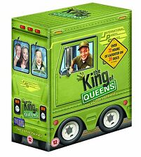 KING OF QUEENS 1-9 COMPLETE COLLECTION 1 2 3 4 5 6 7 8 9 DVD BOX ENGLISCH