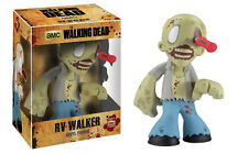 "Funko Vinyl 7"" The Walking Dead Figures Set of 3 Daryl Dixon, Prison & RV Zombie"