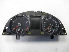 Tacho Kombiinstrument MFA FIS VW Passat 3C FSI TSI Cluster Speedometer kmh