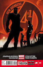 NEW AVENGERS #1 (2013) Marvel Now!!