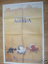 Albert Brooks LOST IN AMERICA(85) US 1sht movie poster