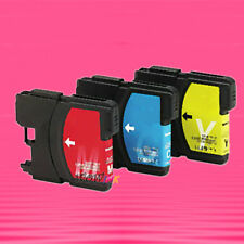 3P LC61 INK CARTRIDGE FOR BROTHER MFC 290C 295CN 490CW