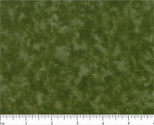 By the Yard Cotton Quilt Fabric 44/45 BLENDER 0611 Watercres Green MOTTLED Tonal