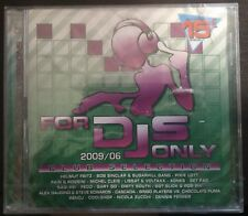 Compilation For DJs Only 2009/06 - Club Selection 2XCD Still Sealed  2009