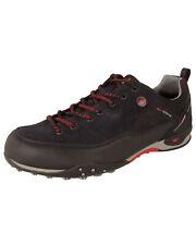 Allrounder Mens Tacco Tex Sneaker Shoes, Black/Dark Stone, US 11
