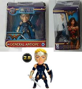 "General Antiope Wonder Woman Movie 2017 Jada DC Metals Die Cast 2.5"" New"