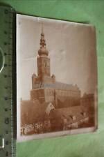 tolles altes Foto - Nikolaikirche Greifswald von 1913