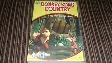 donkey kong country i spy with my hairy eye dvd very good condition