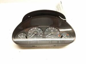 BMW E46 325CI M56 Speedometer Instrument Cluster Gauge MPH 62114117758