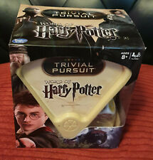 Harry Potter Trivial Pursuit Game, New - Myotonic Dystrophy Charity Sale