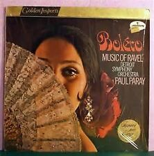 Bolero - Music Of Ravel LP : Paul Paray