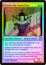 Masako the Humorless FOIL Champions of Kamigawa PLD-SP White Rare CARD ABUGames