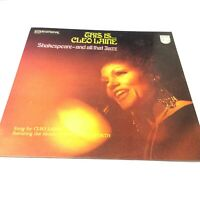 'This Is... Cleo Laine - Shakespeare, And All That Jazz' UK Vinyl LP EX/VG+ Nice