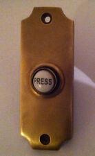 Finitura anticata rectanular BELL PUSH con premere il pulsante in ceramica
