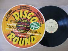 Various – Disco Round  GER 1981   Vinyl vg++
