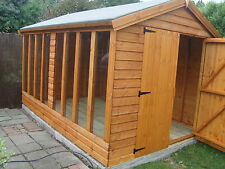 12x10  T&G  apex roof  summer house/shed