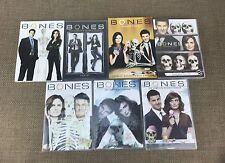 BONES DVD LOT Season 1, 2, 3, 4, 5, 6, 7 included Excellent Shape! DVD TV Series