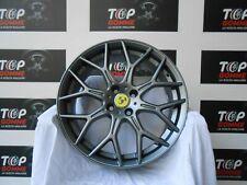 """04 Cerchi 17 X FIAT 500 Abarth  ss 595 695  Made in Italy """"Esclusivi"""" Antracite"""