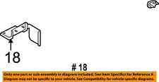 FORD OEM 08-10 E-350 Super Duty 6.0L-V8 Fuel System-Mount Bracket 4C2Z9A335AA