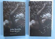 John Banville *SIGNED* - Prague Pictures  Memoir & History - First Edition 2003