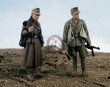 Verlinden 1/35 DAK Afrika Korps Machine Gunner and Sapper WWII (2 Figures) 1517