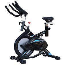 HOMCOM  Cyclette Professionale Sella Manubri Regolabile Fitness Allenamento 117