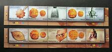 Artifacts Of National Heritage Malaysia 2011 Gold Coin Tabacco (stamp color) MNH