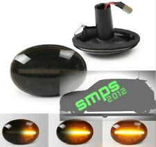 Mini R56 Scuttle indicators Smoked Dynamic side Repeaters Cooper S 2006 - 2013