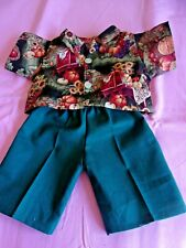 New Listing Cabbage patch doll Shirt & Pants 16' new Hand made