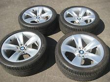 """4 USED 18"""" FACTORY BMW 525i 528i 535i 550i RWD OEM RIMS WHEELS TIRES STYLE # 246"""