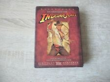 Indiana Jones - 4 DVD Movie Collection Widescreen Digitally Mastered