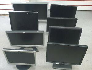 "PC Desktop Computer CCTV security LCD Monitor Display Screen VGA 15"" 17"" 19"" 21"""