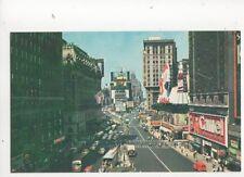 Times Square New York USA Postcard 170b