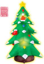 Aufblasbarer Leucht-Tannenbaum Deluxe NEU - Partyartikel Dekoration Karneval Fas