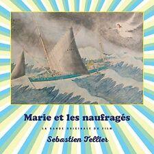 TELLIER , SEBASTIEN - MARIE ET LES NAUFRAGES (LA BANDE ORIGINALE DU FILM) NEW CD