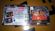 ## SEGA Mega-CD - Snatcher - TOP ##