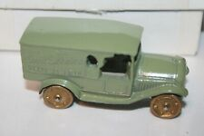 Nice Tootsietoy 1920's Private Label Emil Kraus Delivery Van by Accucast with Bx