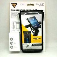 "Topeak SMARTPHONE DRYBAG 6"" TT9840B for 5""-6"" Screen Smartphones 75g [EDS]"