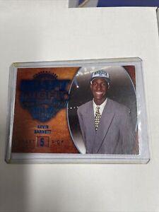 2008-09 Hot Prospects Blue #98 Kevin Garnett, Boston Celtis, NBA, NM-MT+