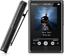 48Gb Mp3 Music Player, Mp3 Player with Bluetooth 4.2, 2'' Hd Touch Screen