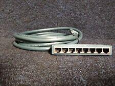 CISCO CAB-DFC-OCTAL-3MM 3 Meter 8 PRI DFC Cable - Male RJ45
