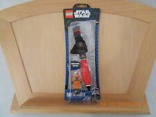 LEGO STAR WARS MINIFIGURE PEN SET (2155) - DARTH VADER W/LUKE SKYWALKER - NEW!!!