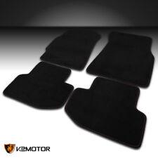 [Custom Fit] 94-01 Acura Integra 2Dr JDM Type Carpet Floor Mats w/Red Stitches