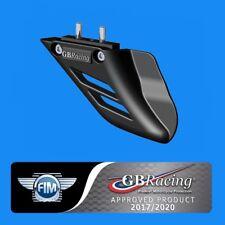 BMW S1000RR - GB Racing Lower Chain Guard Shark Fin S1000R HP4 S1000XR GBRacing
