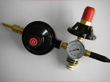 Foil & Latex Balloon Inflator For Use With High Pressure Helium Cylinders.